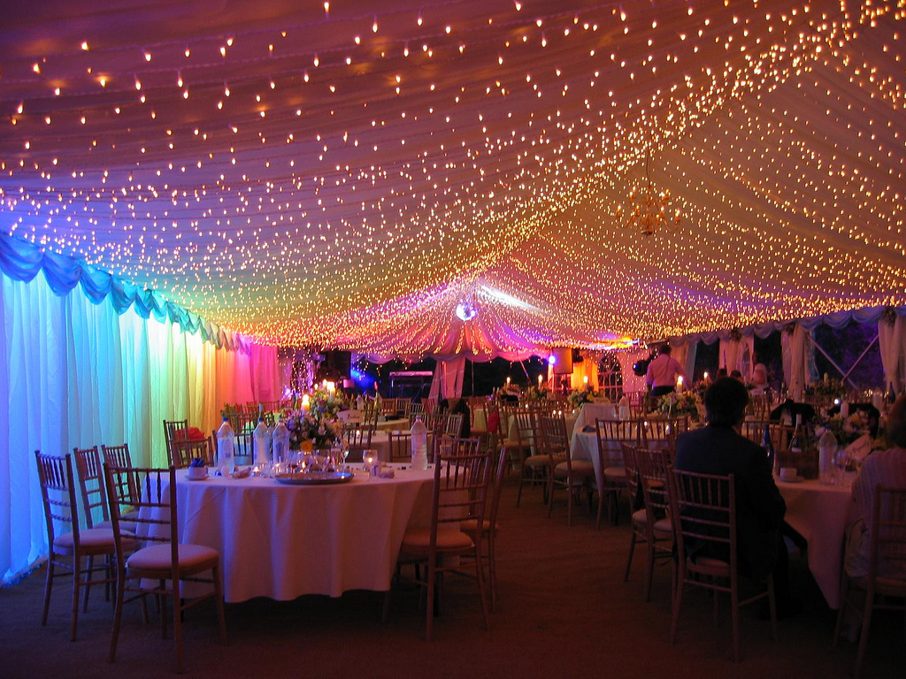 led lights for wedding decorations what can you use for wedding lighting light decorating ideas 5446